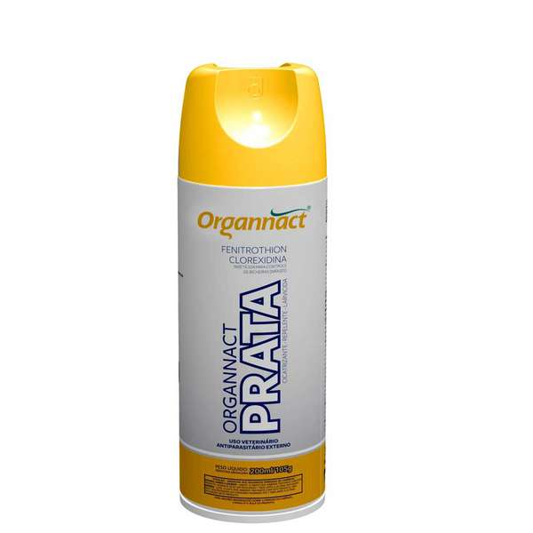 Organnact Prata - 200ml