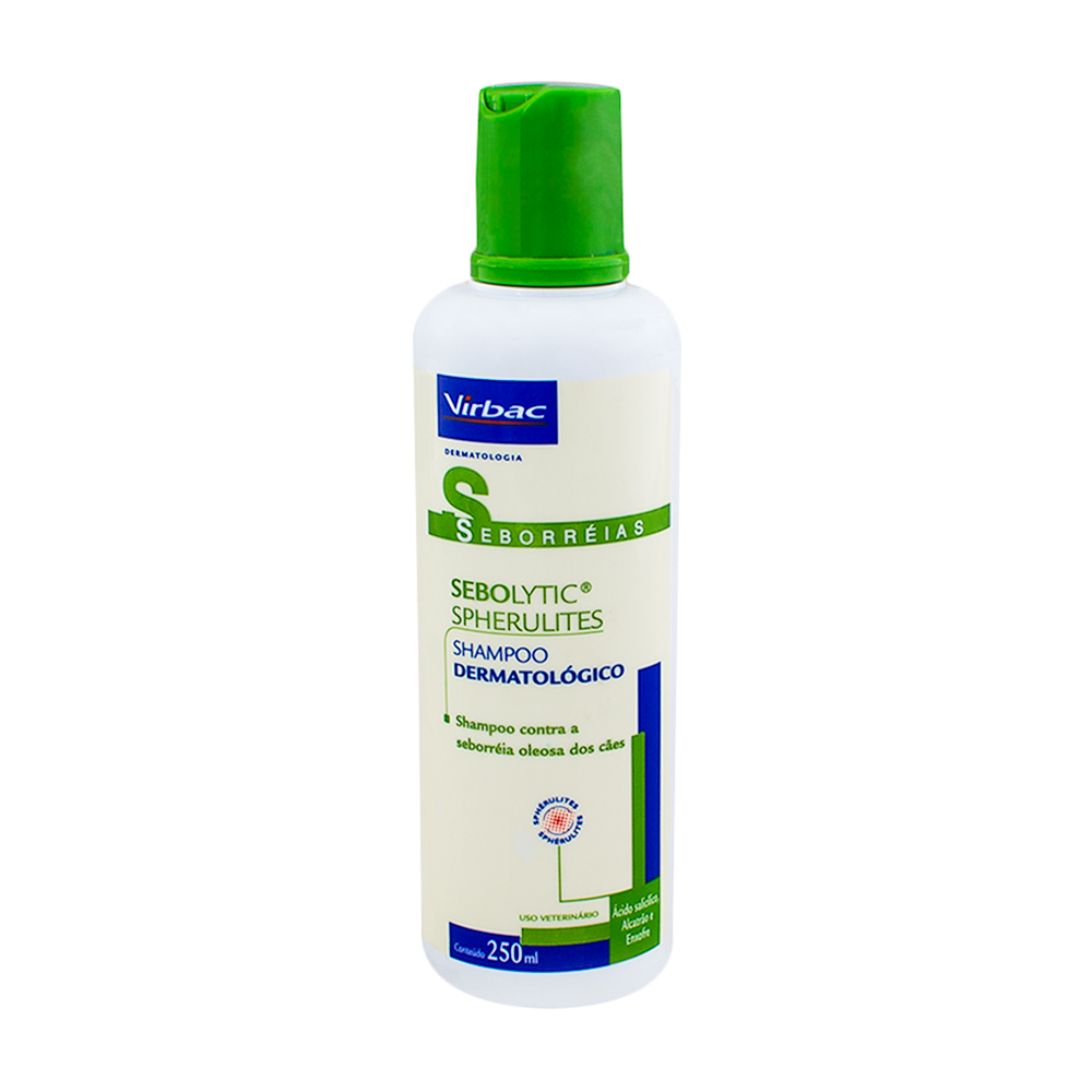 Shampoo Sebolytic Spherulites - 250ml