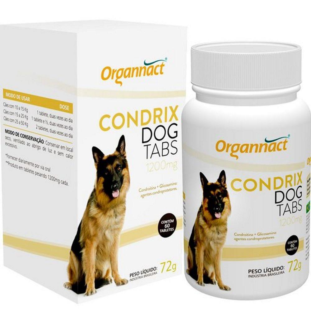 Condrix Dog Tabs 1200mg - 72g