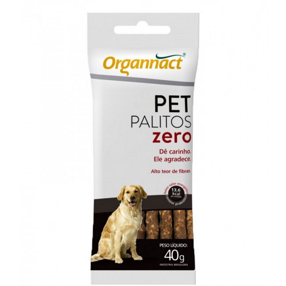 Pet Palitos Zero - 40g