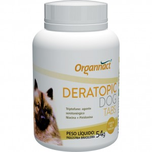 Deratropic Dog Tabs - 54g