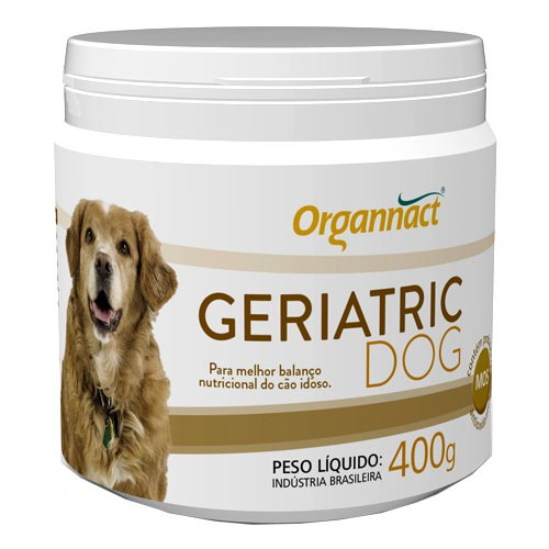 Geriatric Dog - 400g