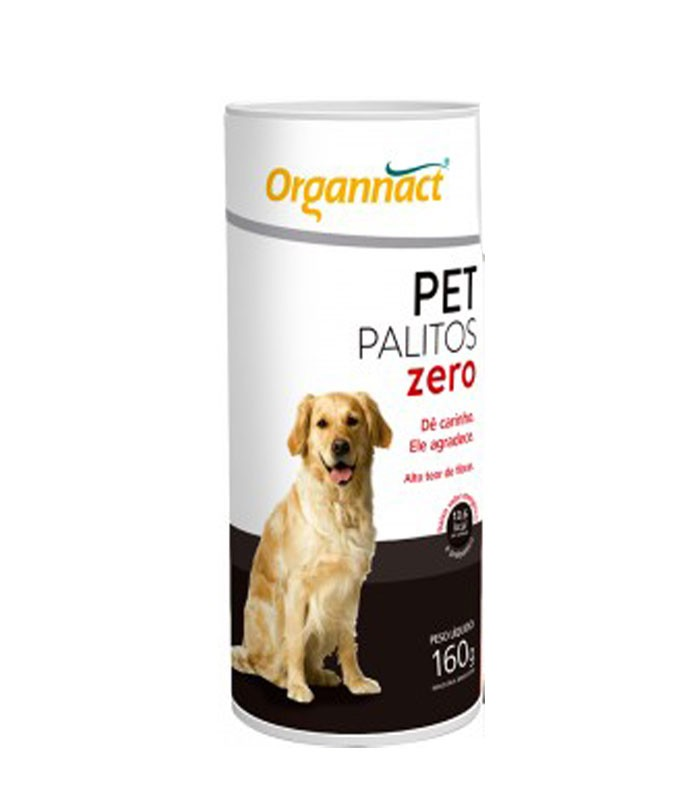Pet Palitos Zero 160g