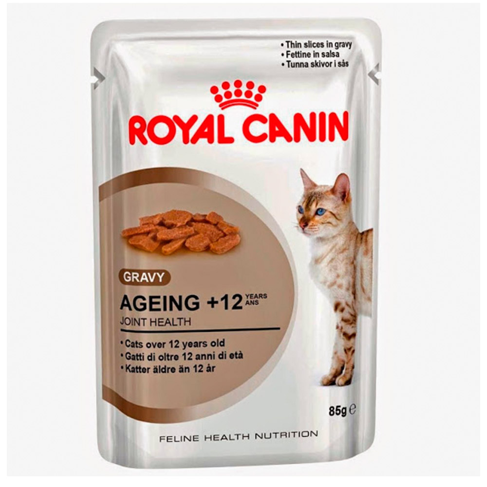 Royal Canin Sachê Instinctive 12+ Gatos Adultos - 85g