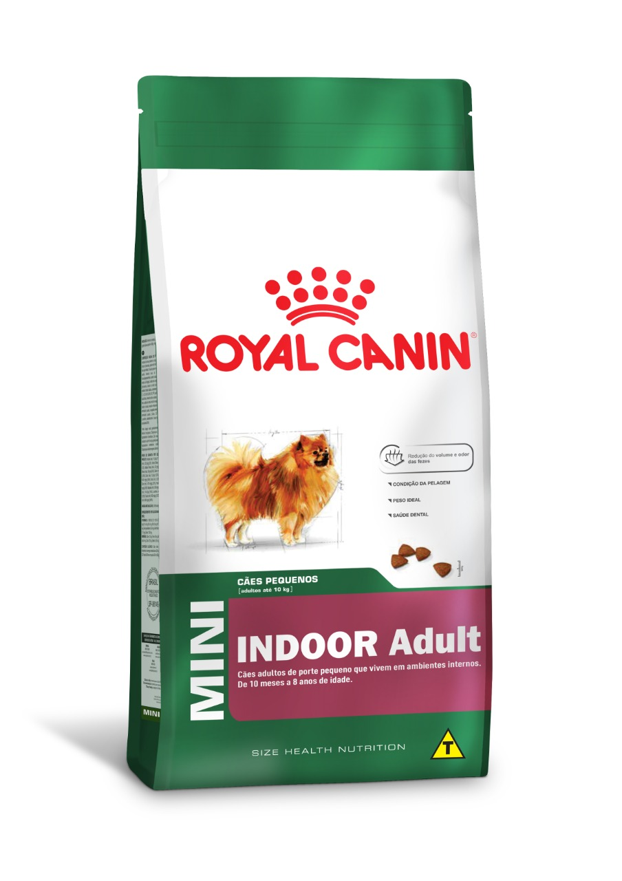 SUPER PROMOÇÃO Royal Canin Mini Indoor Adult