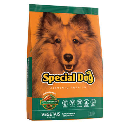 Special Dog Vegetais