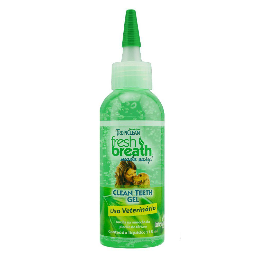 Gel de Limpeza Dental Fresh Breath - 59ml