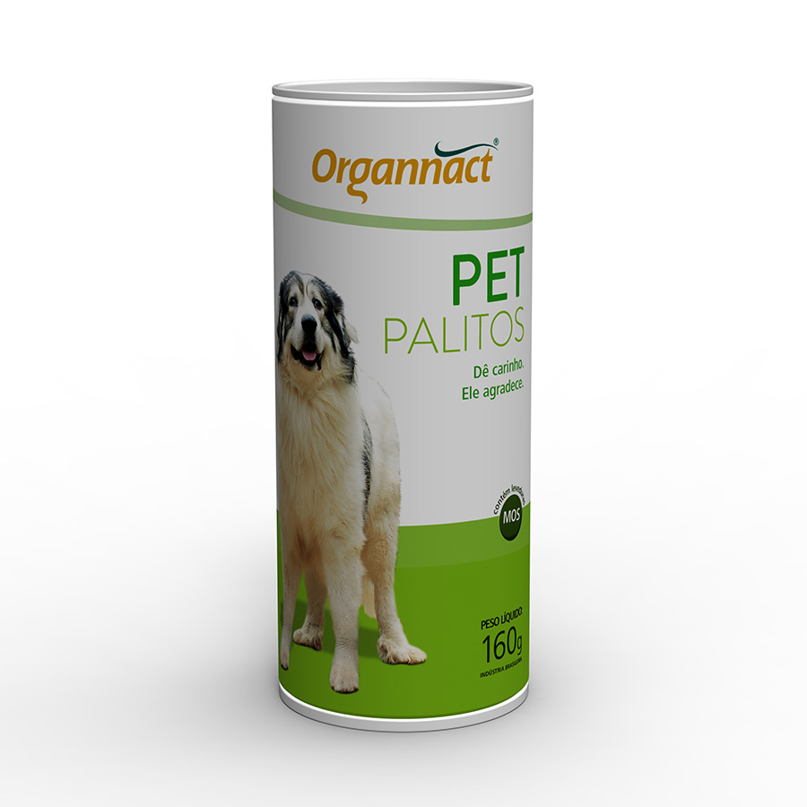 Pet Palitos - 160g