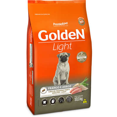 Golden Adultos Light Mini Bits Frango e Arroz 10,1kg    (Cód. 7777)