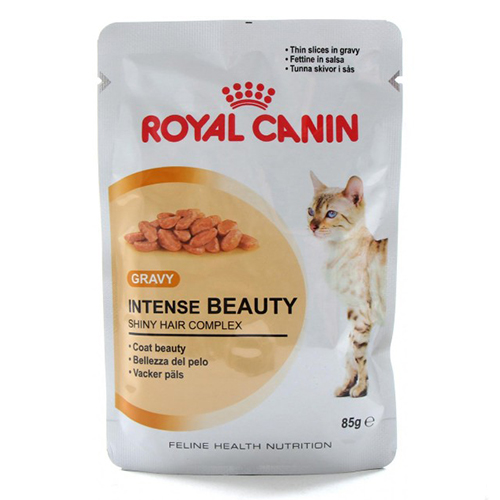 Royal Sachê Canin Intense Beauty - Gatos Adultos - 85g