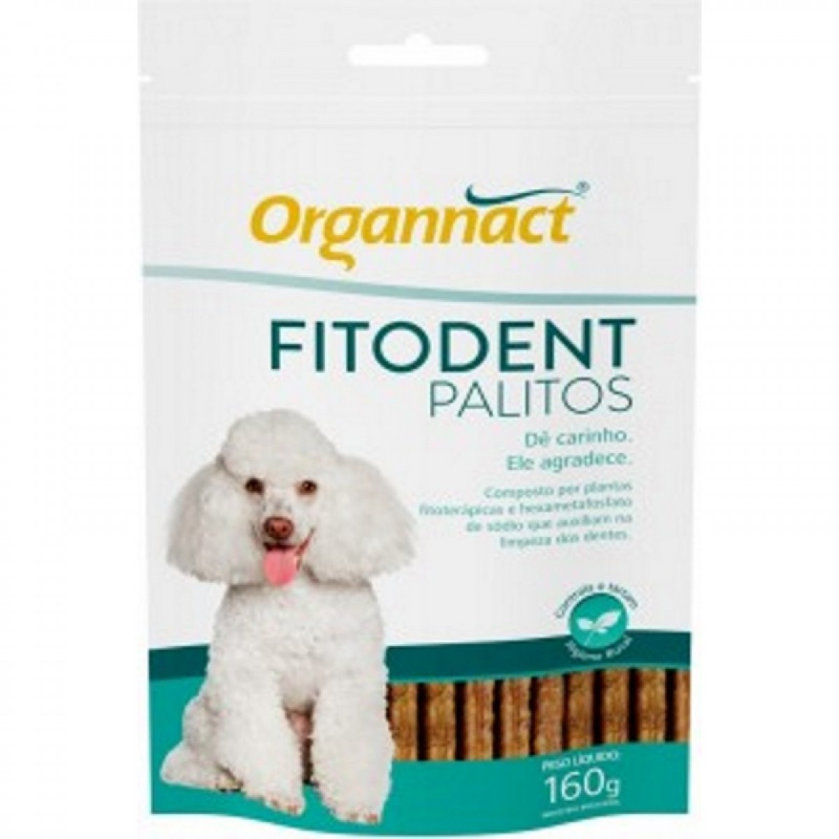 Fitodent Palitos - 160g