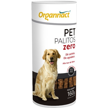 Pet Palitos Zero - 160g