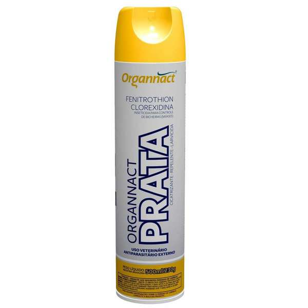 Organnact Prata - 500ml
